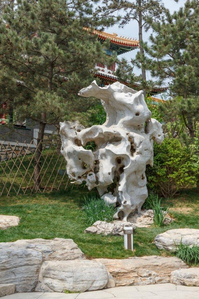 Камень причудливой формы