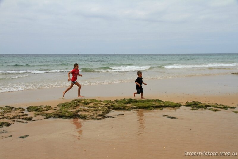 Португалия, курорты Алгарве - Лагуш