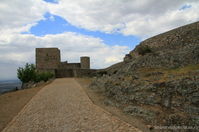 Португалия, крепость Марвао