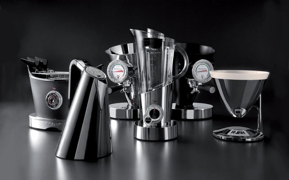 Bugatti стильная бытовая техника для кухни