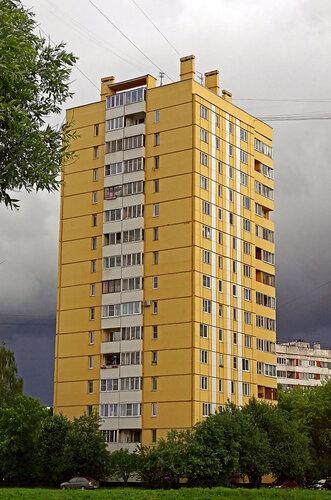 ул. Пионерстроя 17к1