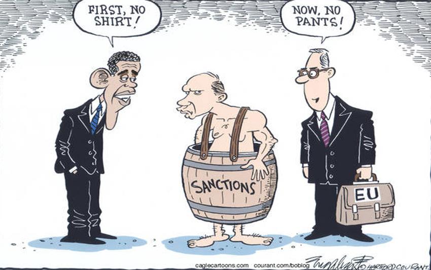 Западные лидеры решили продлить санкции против России еще на полгода, - Reuters