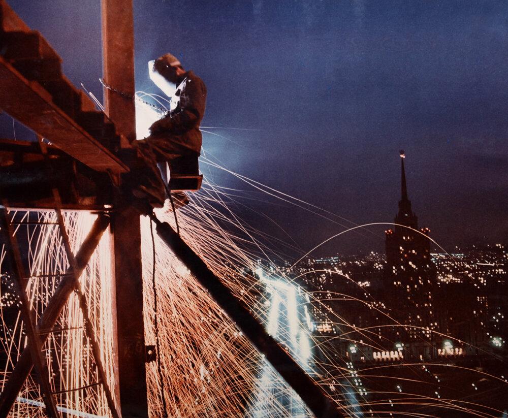 Строители Москвы