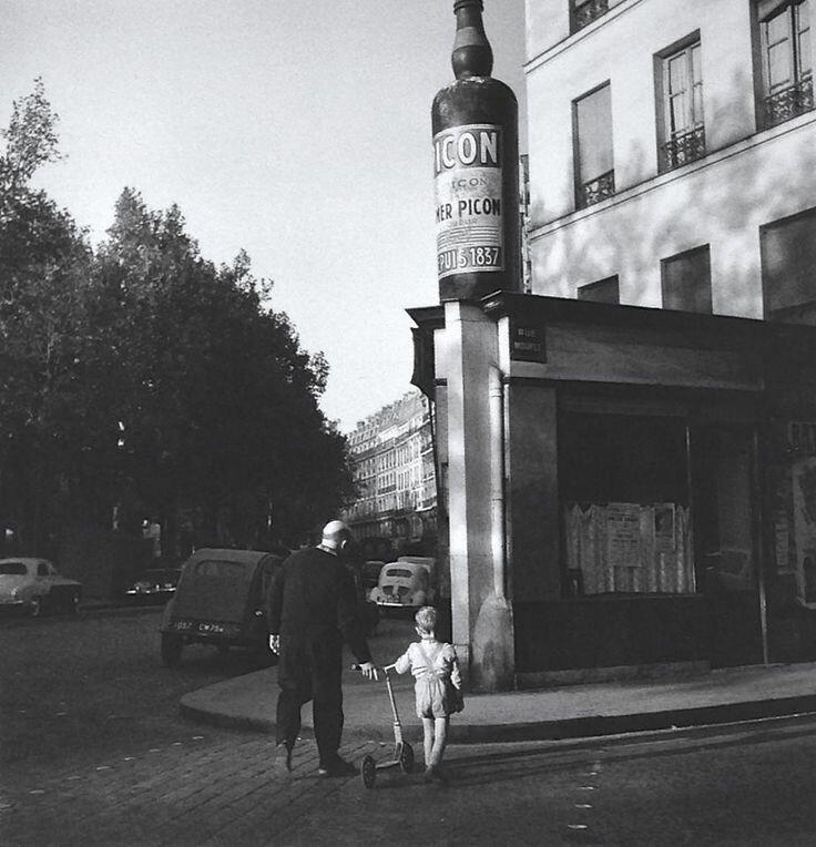 1959. Бульвар Ришара Ленуара