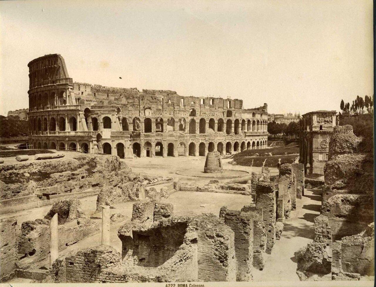 Колизей. 1885