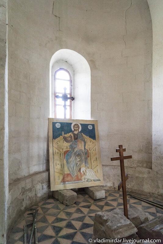 Придел святой великомученицы Екатерины