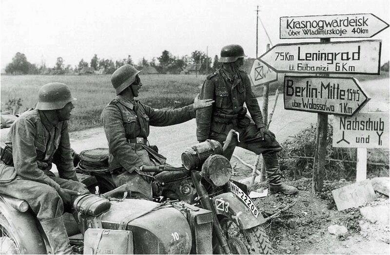 потери немцев на Восточном фронте, немецкий солдат