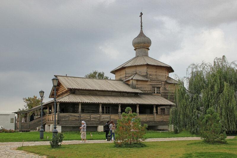 Троицкая церковь Свияжска