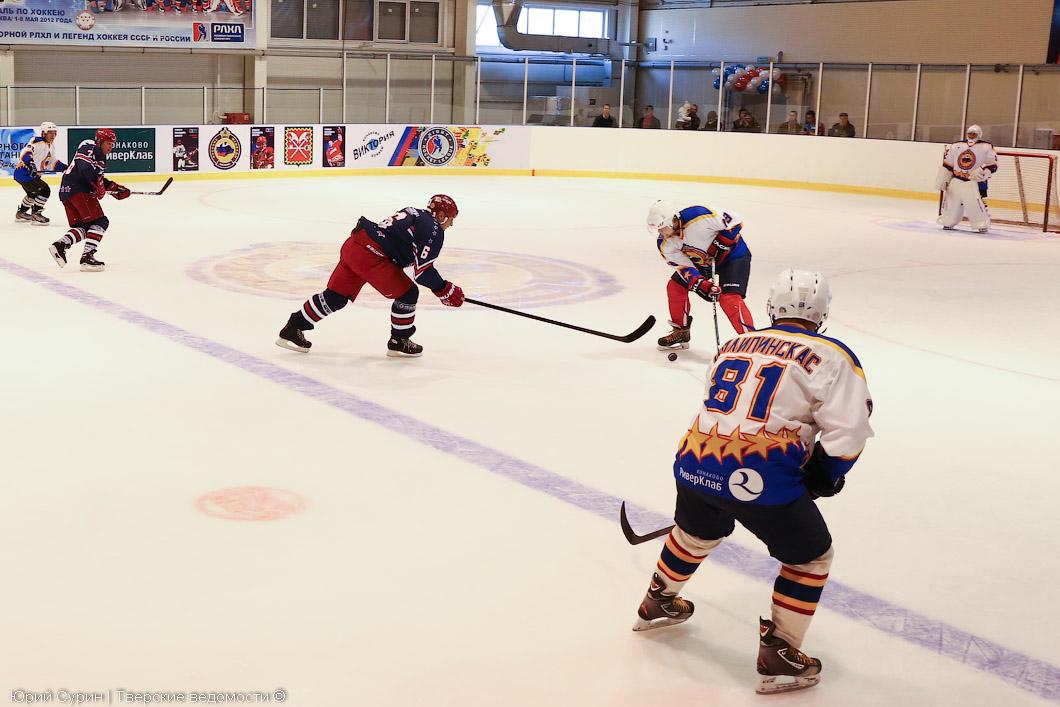 Конаково, хоккей