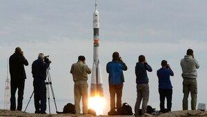 Завтра новый экипаж МКС достигнет станции