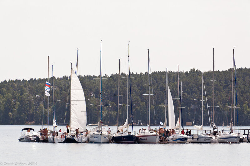 Яхты и лодки