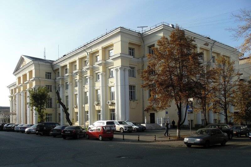 Ул. Коммуны