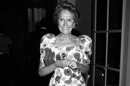 Умерла основательница известного модельного агентства под названием Ford Models