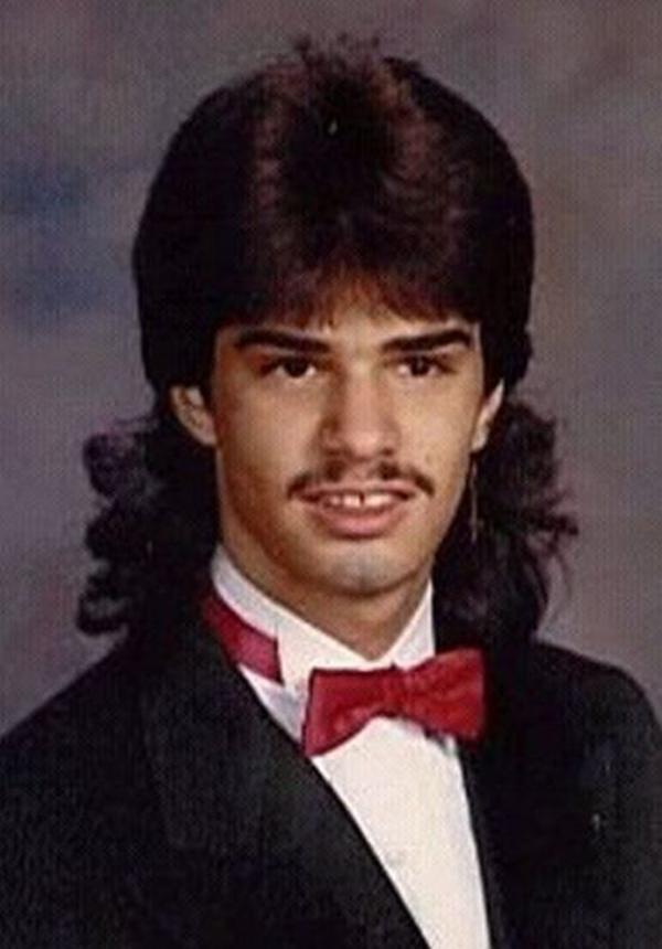 Модные мужские стрижки 80-х, которые некоторые. - Триникси