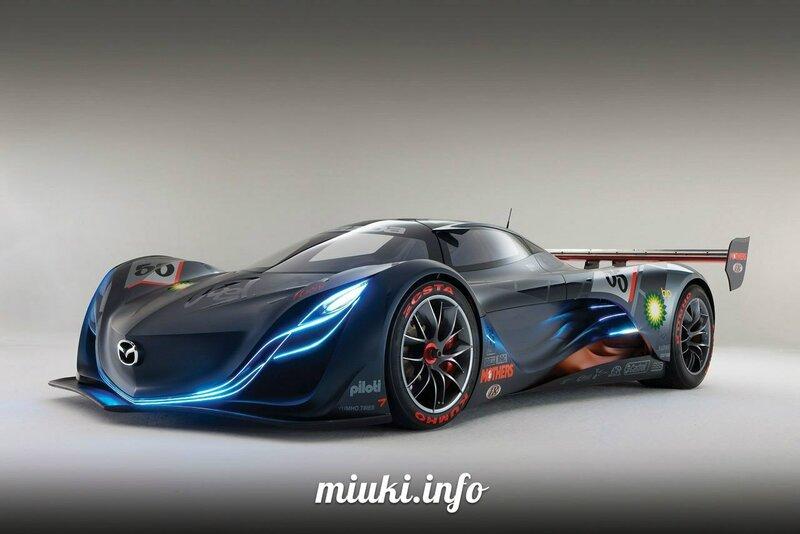 История японской автомобильной компании Mazda