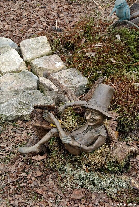Садовые скульптуры Виктории Чичинадзе
