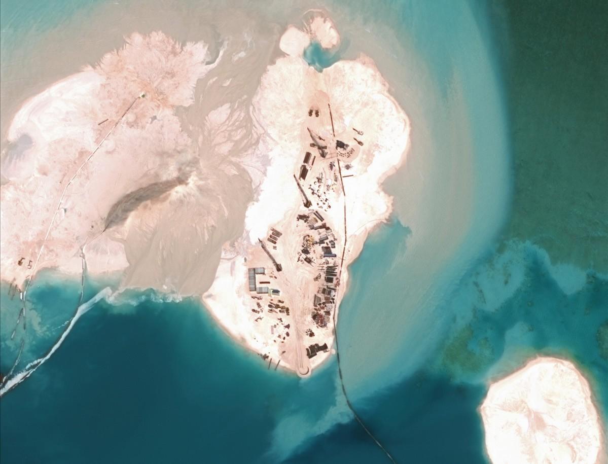 7. Создание искусственных островов — удобный способ присоединить к ним соседние, а также объявить св