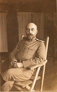 Генерал-квартирмейстер Генерального штаба генерал-майор Соковнин.