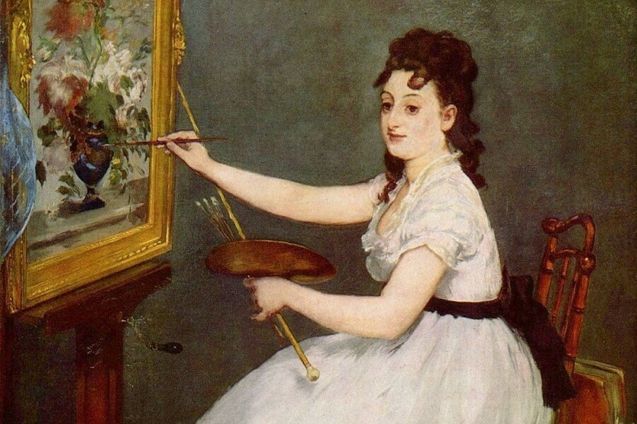 Женщины –художницы