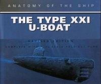 Книга The Type XXI U-boat.