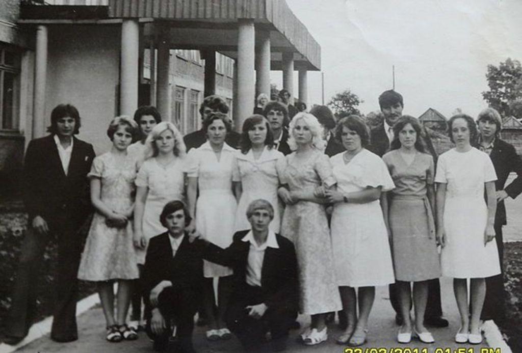 Выпуск 1978г.