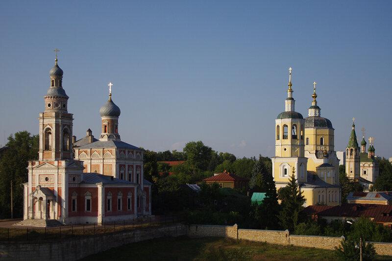 Храмы Серпухова