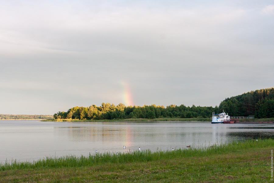Беларусь: браславские озера и окрестности