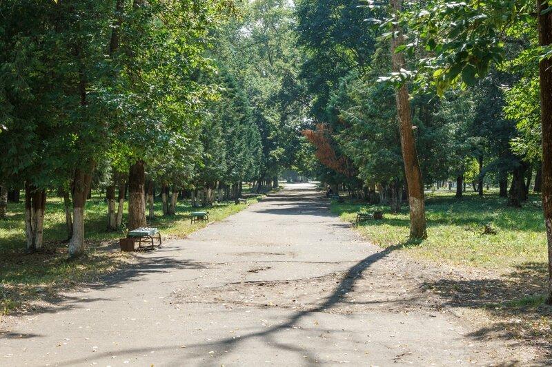 Парк имени В.В.Грацинского, Ржев