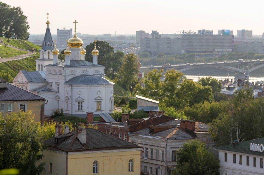 Храм Святого Пророка Божия Илии, Нижний Новгород