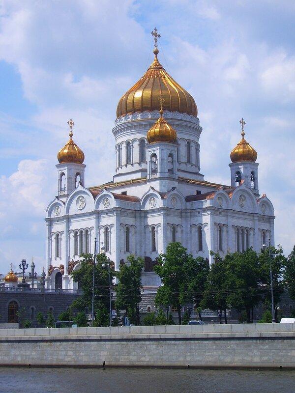 Храм Христа Спасителя - Москва, Россия (Cathedral of Christ the Saviour - Moscow, Russia)