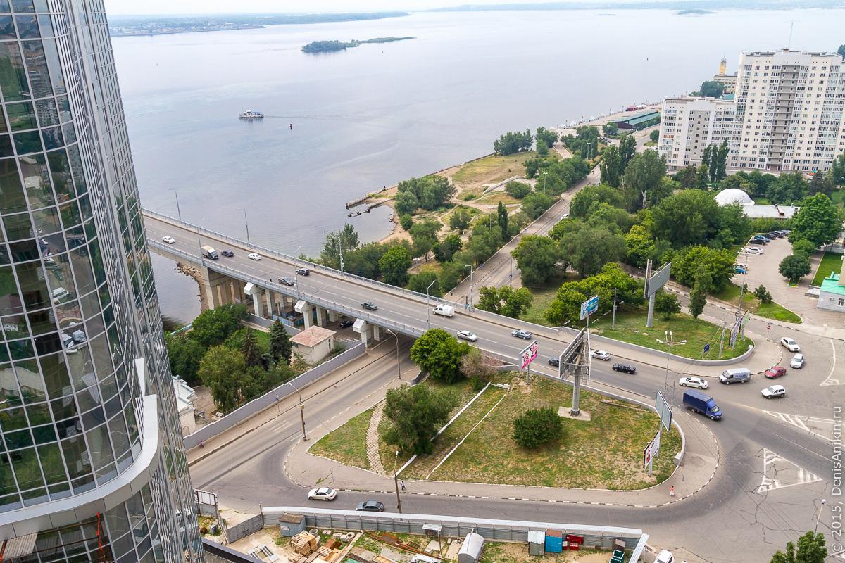Саратов панорама крыша 11