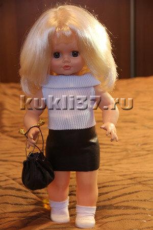 сумочка для куклы из кожи