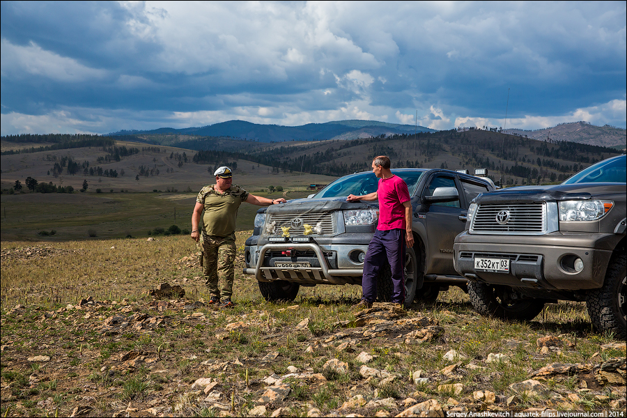 Tundra-Байкал 2014
