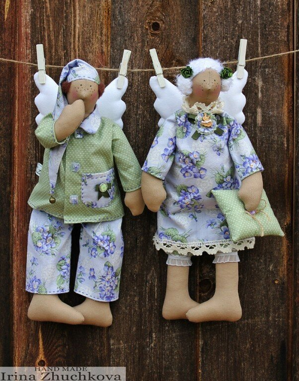 Ангелы добрых снов