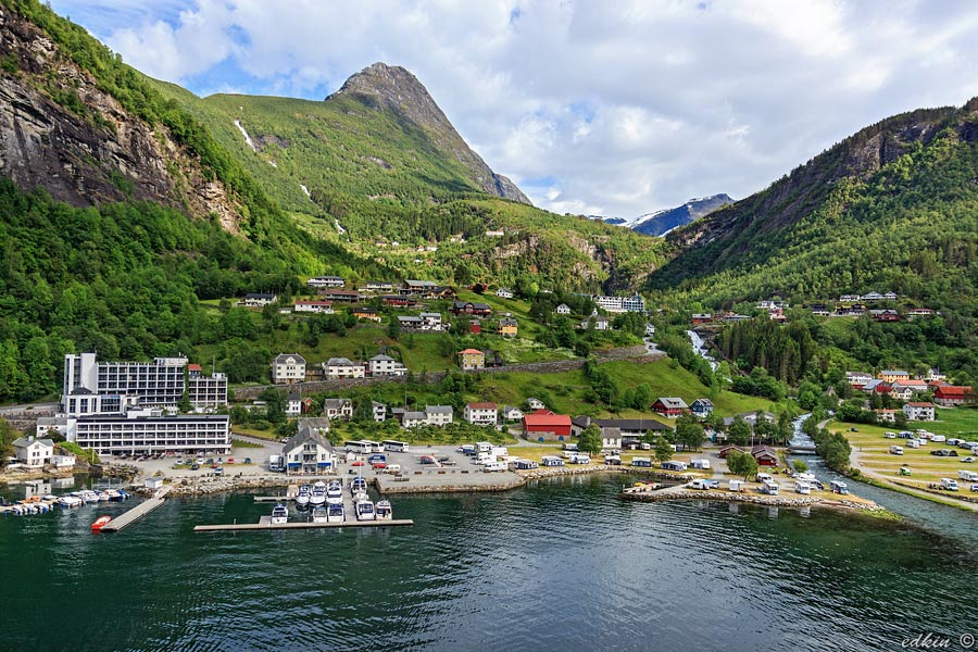 Норвегия, Гейрангер (Geiranger)