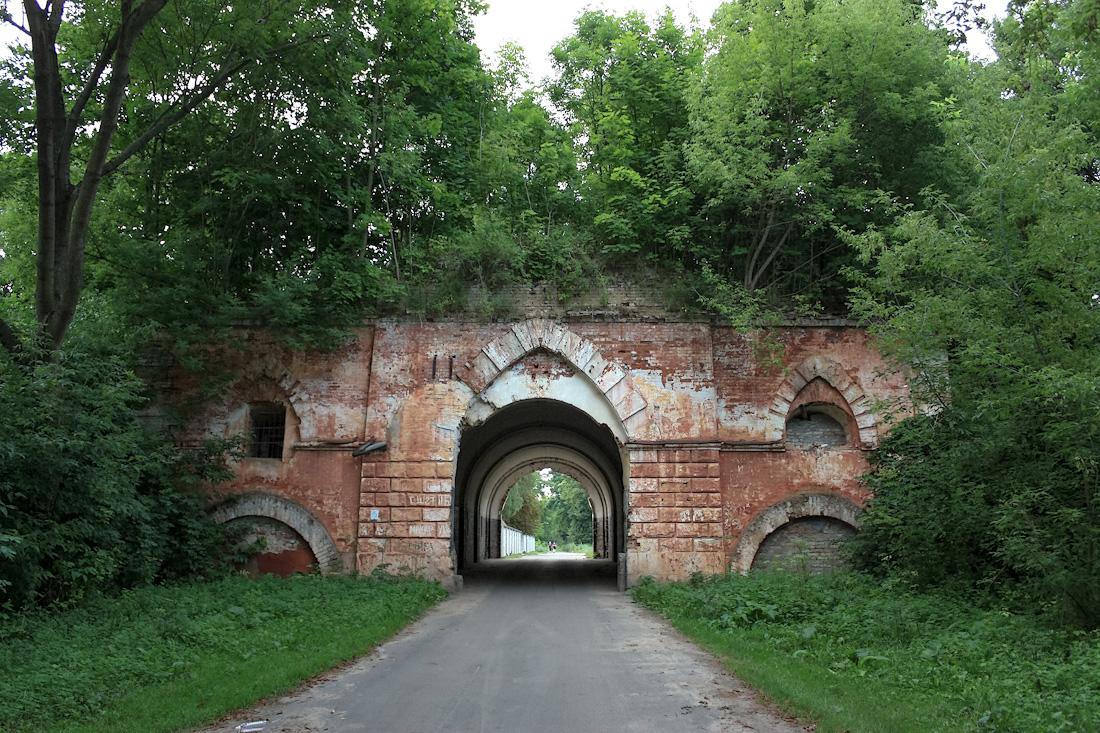 Брестская крепость, Волынское укрепление. Прогулка с дилетантом