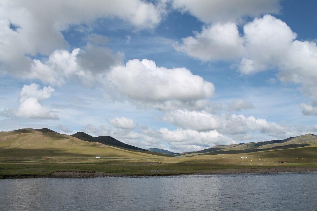 Приключения: Монголия 2014. На юг - от гор в степи.