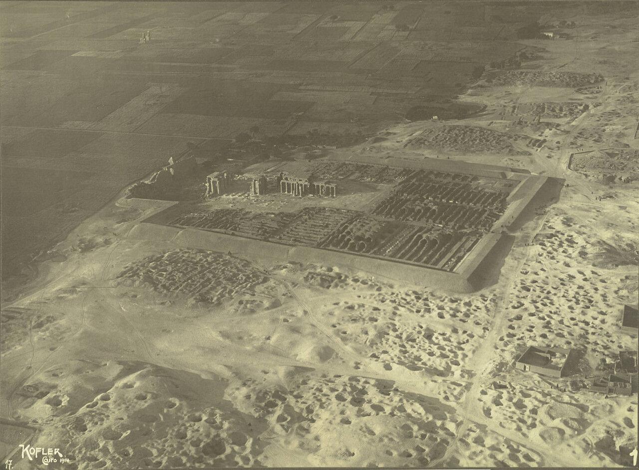 Храмовый комплекс. 1914