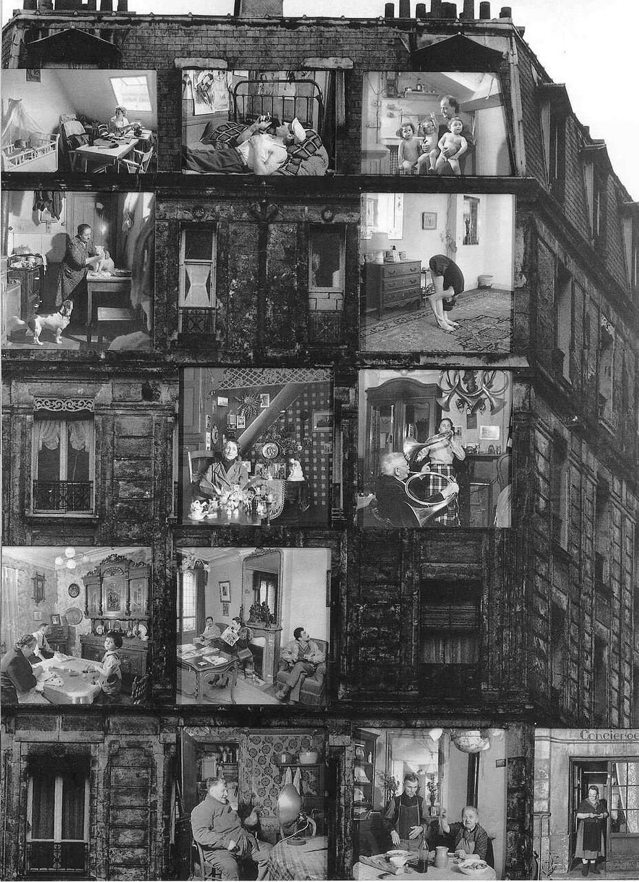 Жизнь парижан