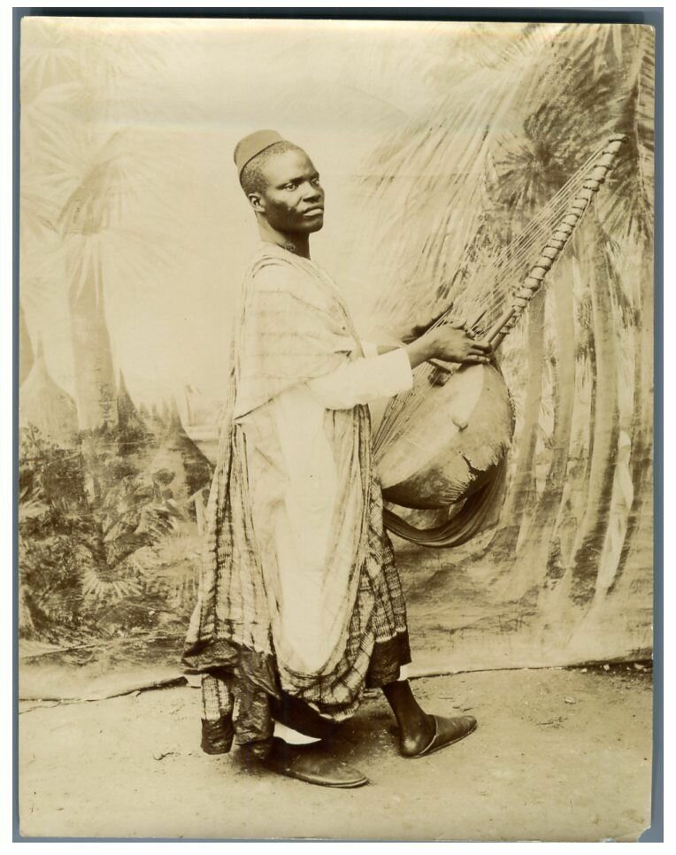 Музыкант. 1895