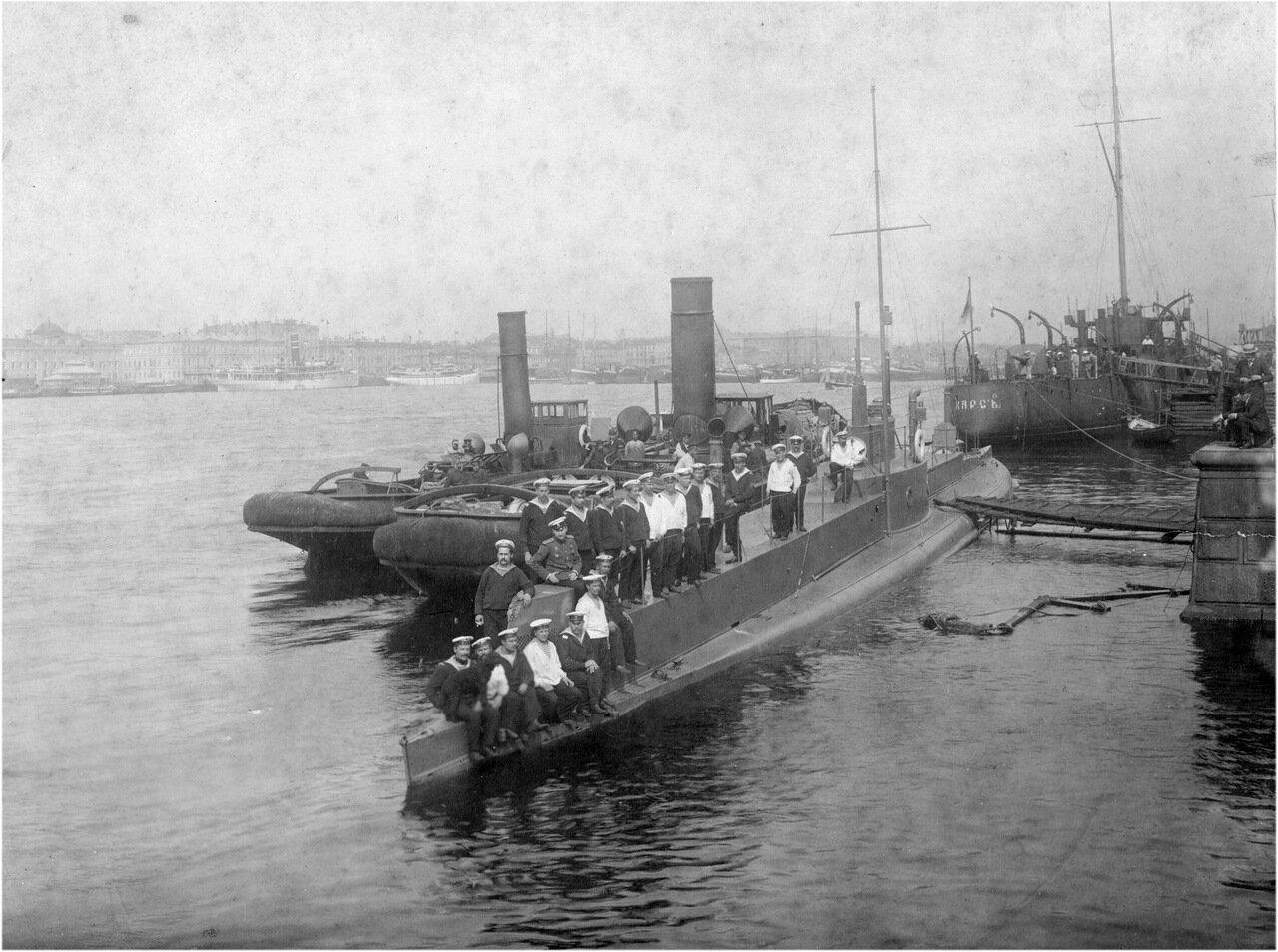 30. Подводная лодка Дракон