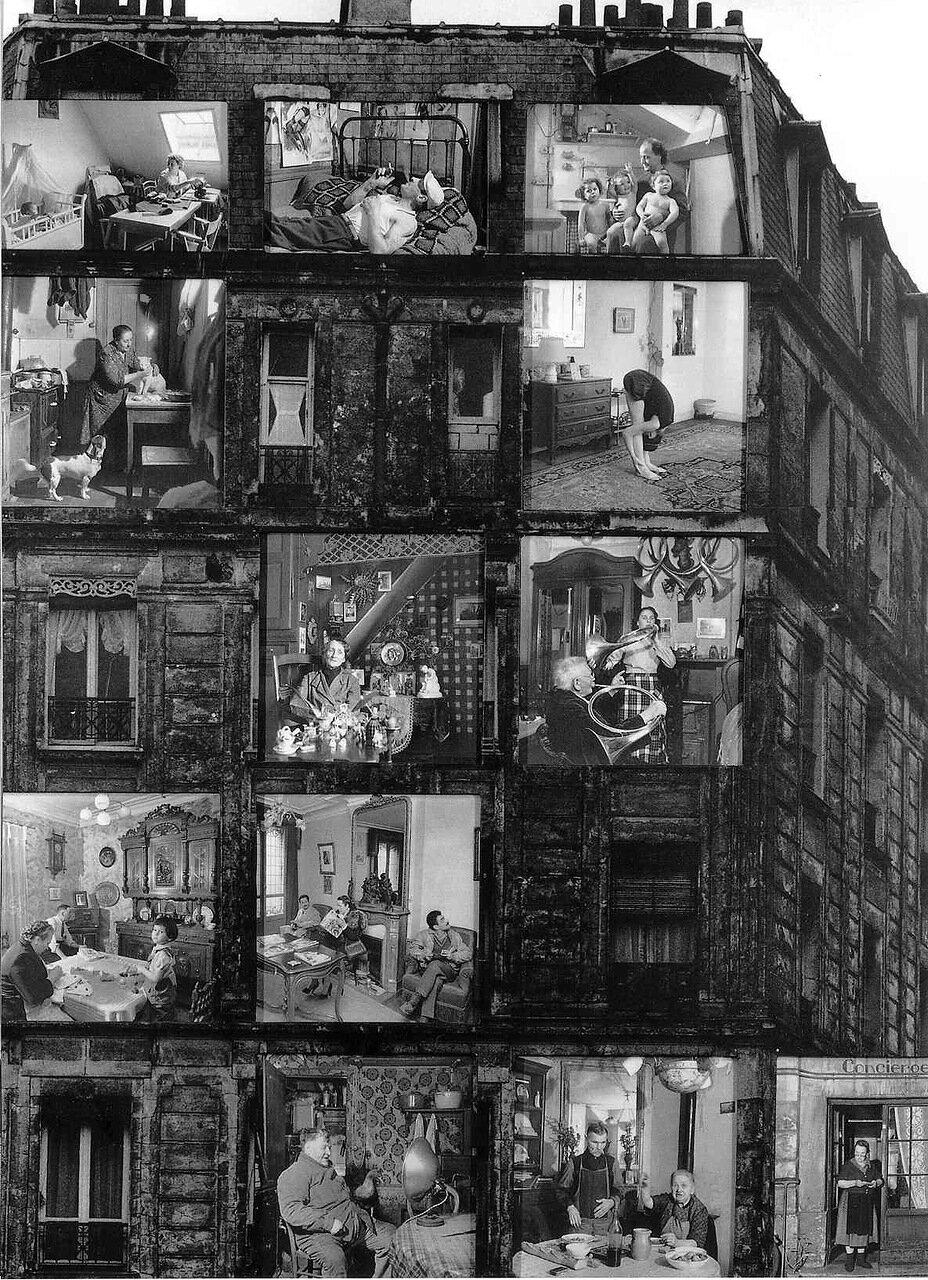 1962. Жильцы