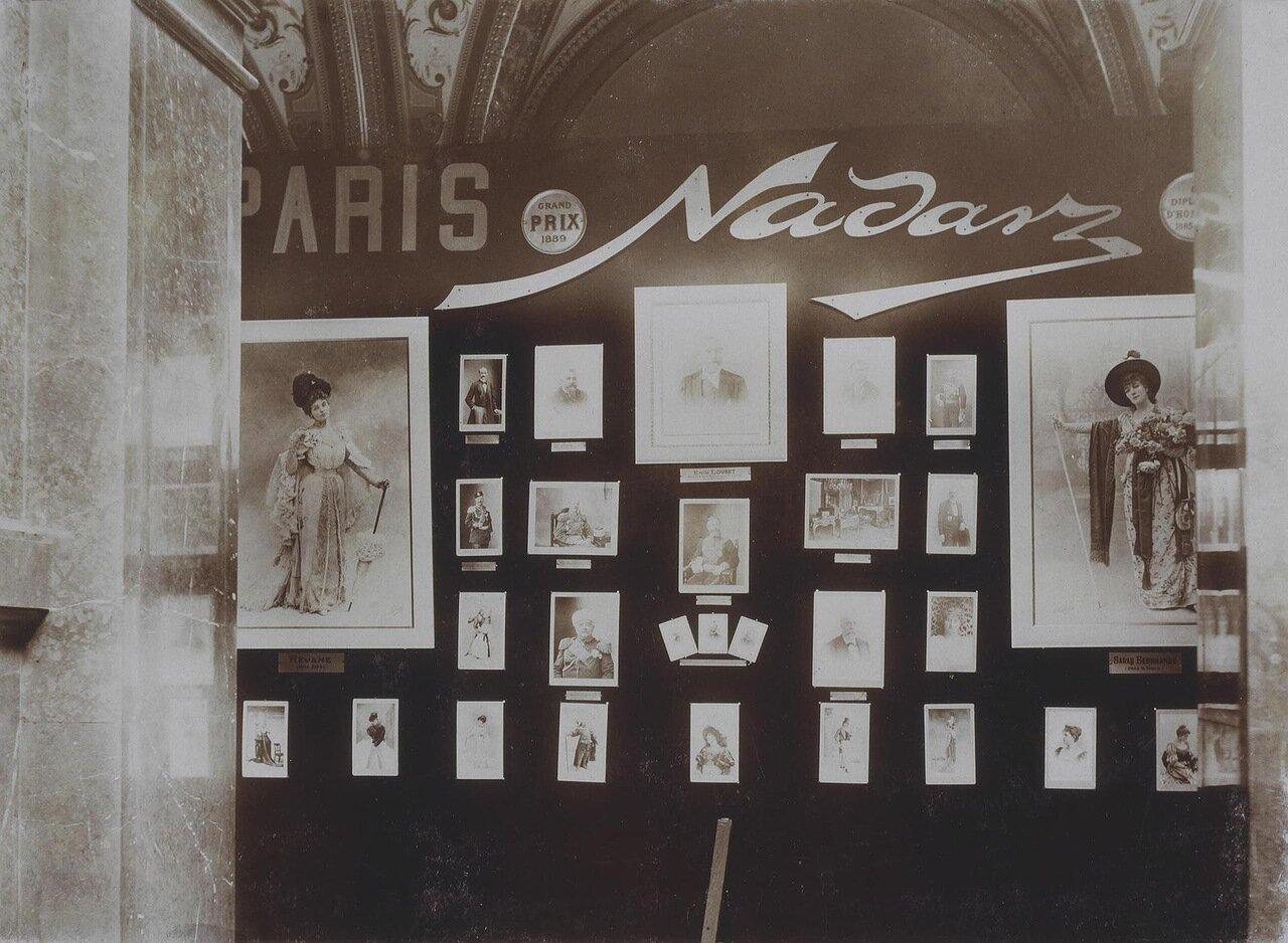 Зал франко-русской выставки 1899 года в музее барона А.Л. Штиглица