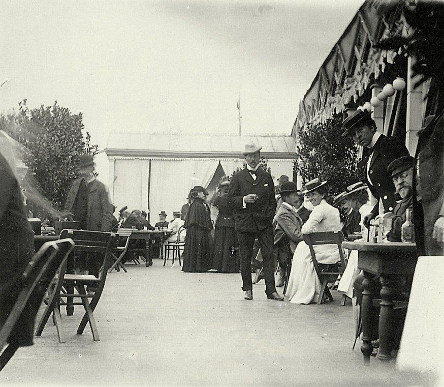226. Ресторан Крынкина.1900