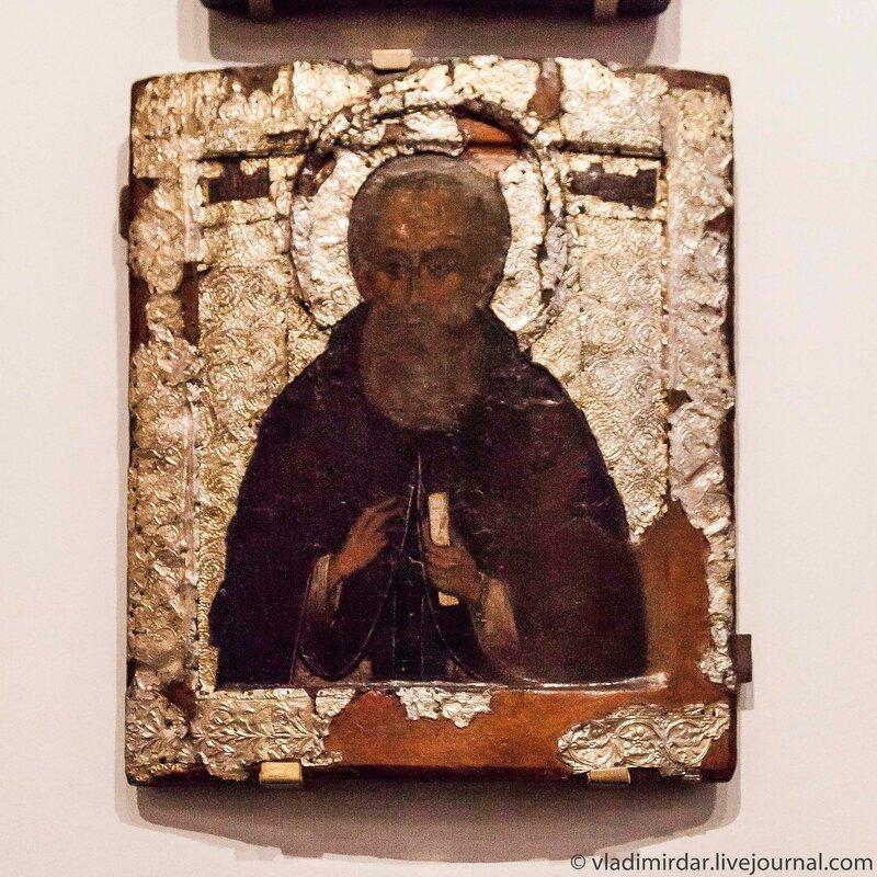 Икона «Преподобный Кирилл Белозерский»