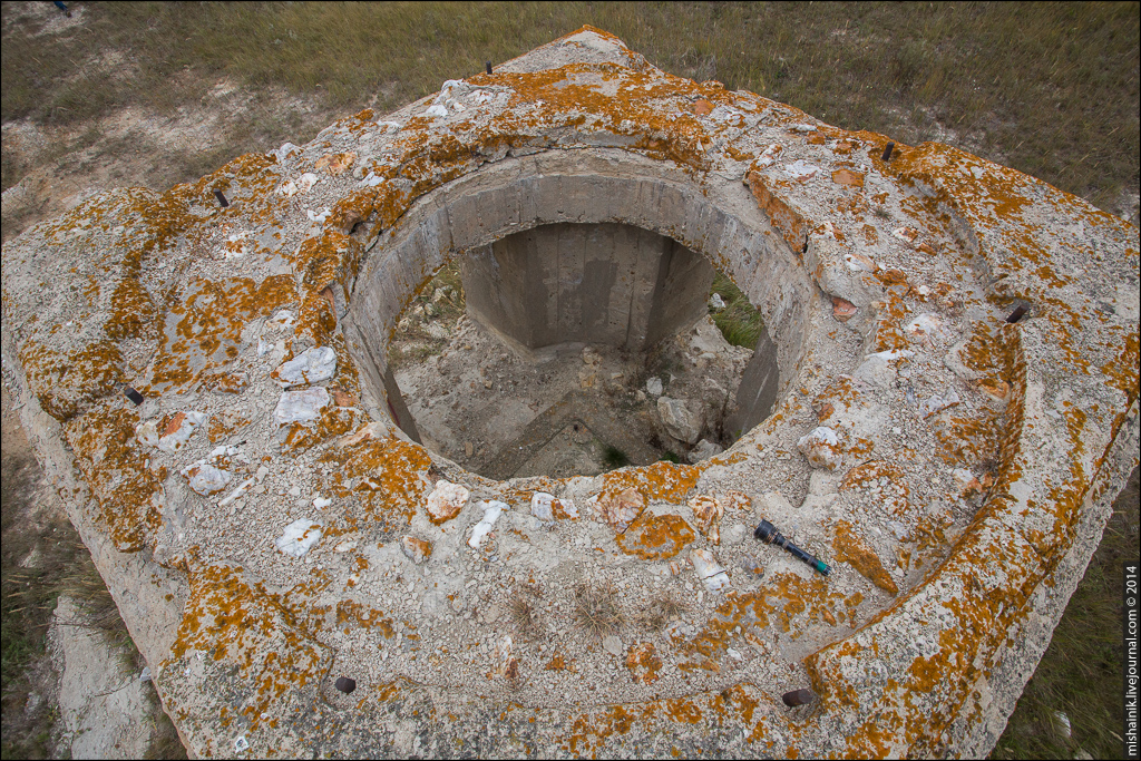 Андреевский каменный разрез (золото-свинцово-цинковые руды)