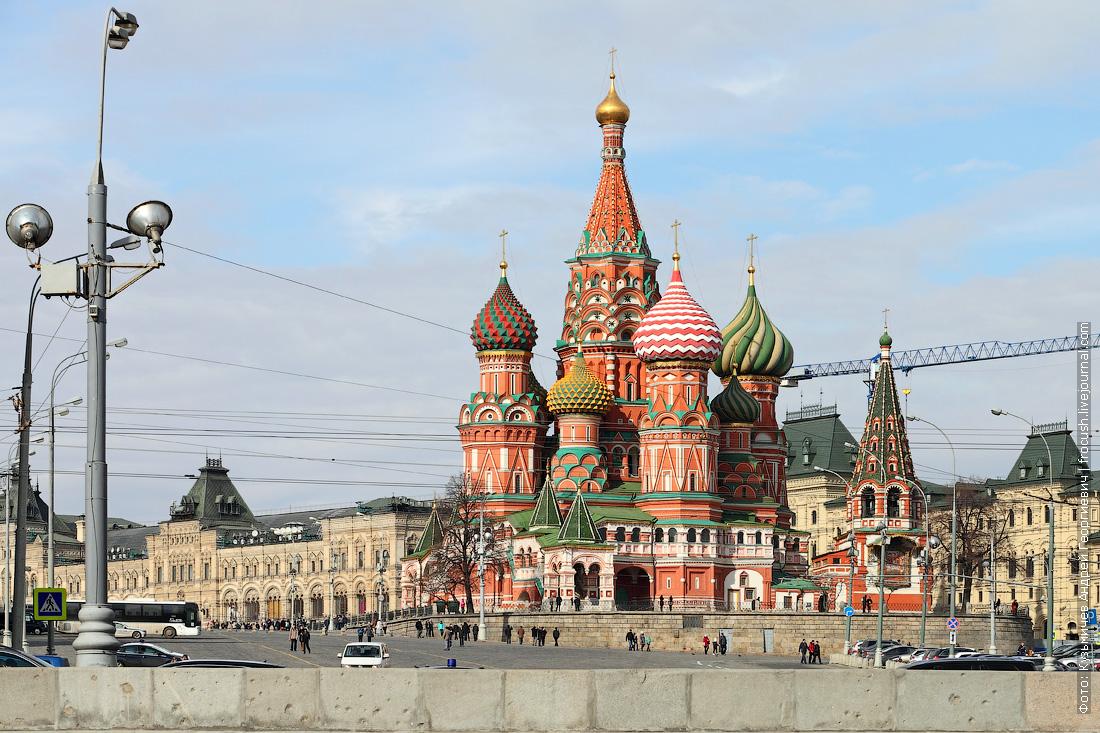 Покровский собор (храм Василия Блаженного)