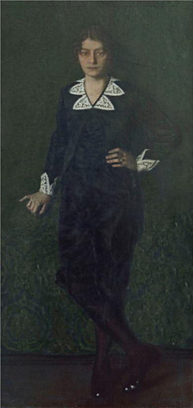 Адель Цвинчер, 1913 год, Оскар Цвинчер (1870-1916)