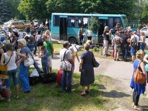 Большую часть беженцев из Украины примет Калининград