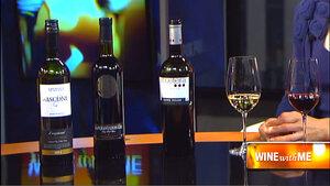 На одном телеканале в США прошла дегустация вин из Молдовы